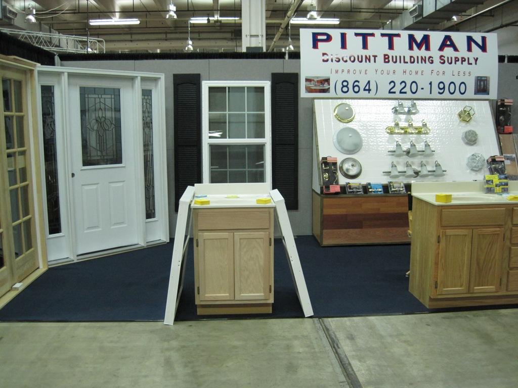 Building Materials | Greenville SC | Pittman Discount
